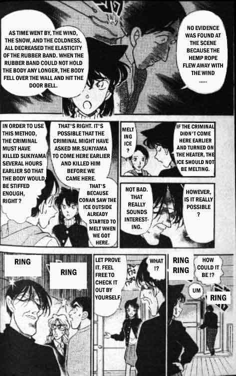 Detective Conan Chapter 143  Online Free Manga Read Image 6