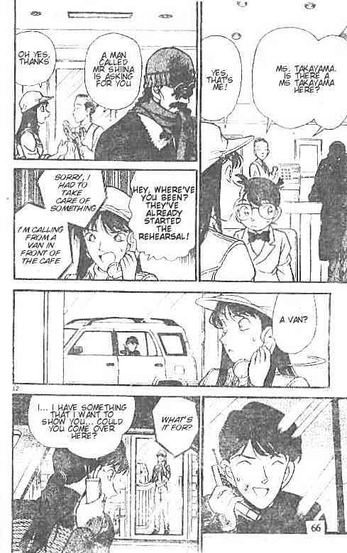 Detective Conan Chapter 144  Online Free Manga Read Image 12