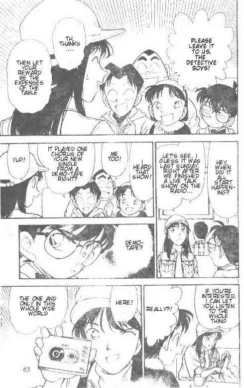 Detective Conan Chapter 144  Online Free Manga Read Image 9