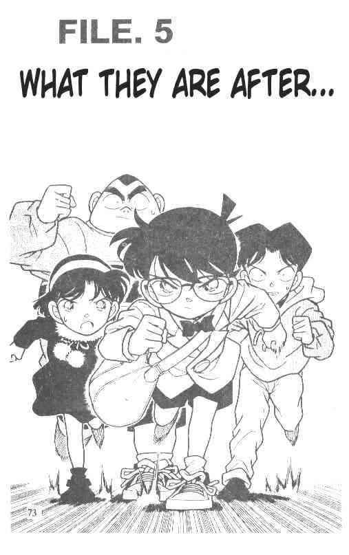 Detective Conan Chapter 145  Online Free Manga Read Image 1