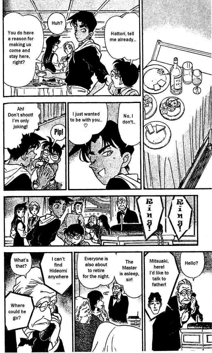 Detective Conan Chapter 150  Online Free Manga Read Image 14