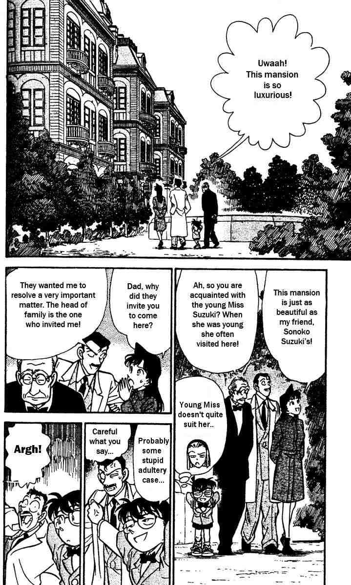 Detective Conan Chapter 150  Online Free Manga Read Image 2