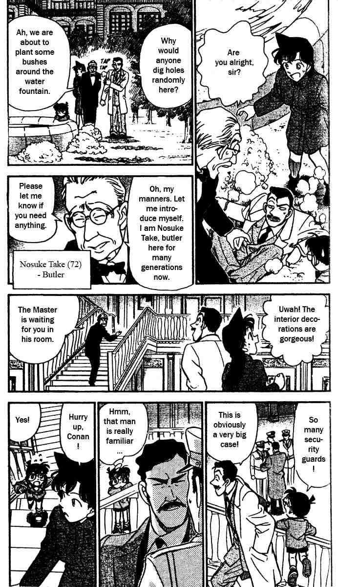 Detective Conan Chapter 150  Online Free Manga Read Image 3
