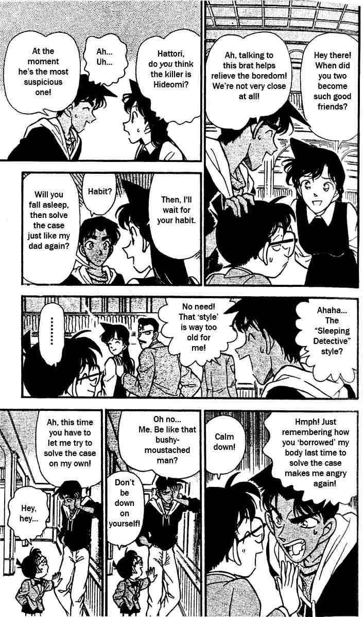 Detective Conan Chapter 151  Online Free Manga Read Image 14