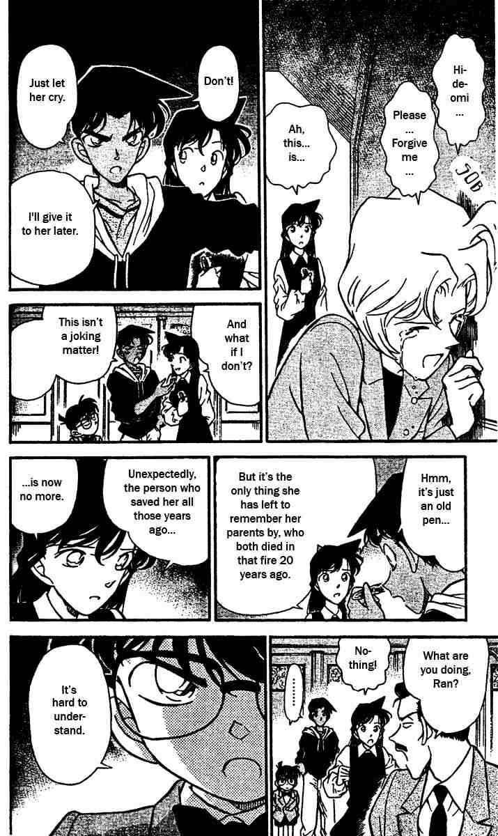 Detective Conan Chapter 152  Online Free Manga Read Image 6