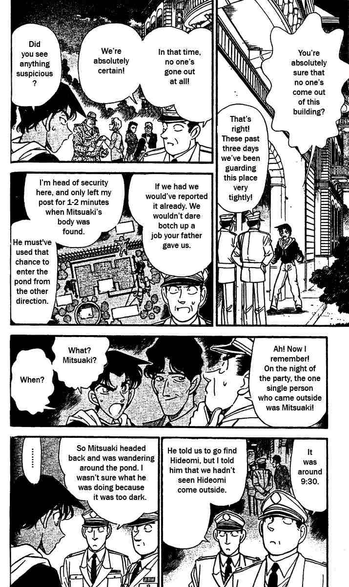 Detective Conan Chapter 152  Online Free Manga Read Image 8
