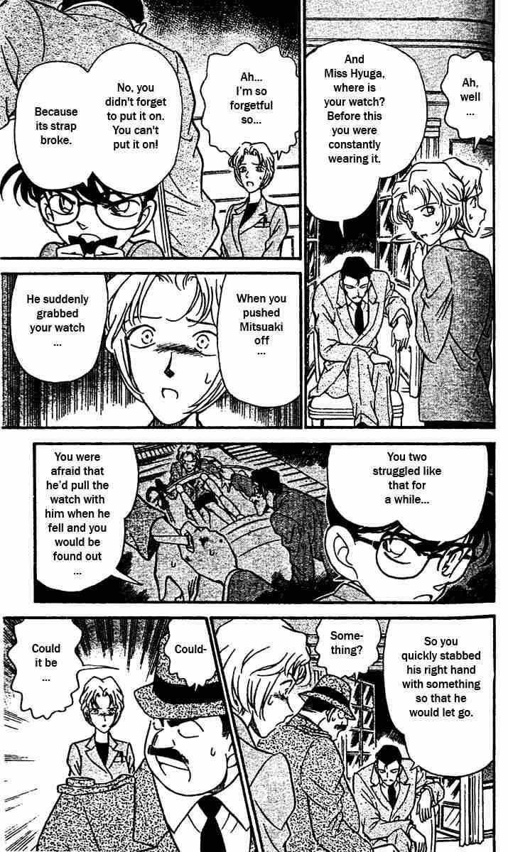 Detective Conan Chapter 153  Online Free Manga Read Image 11