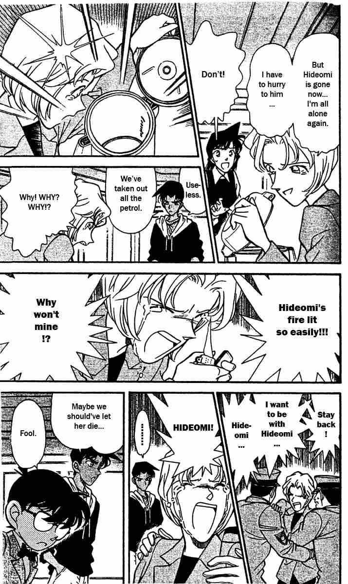 Detective Conan Chapter 153  Online Free Manga Read Image 15