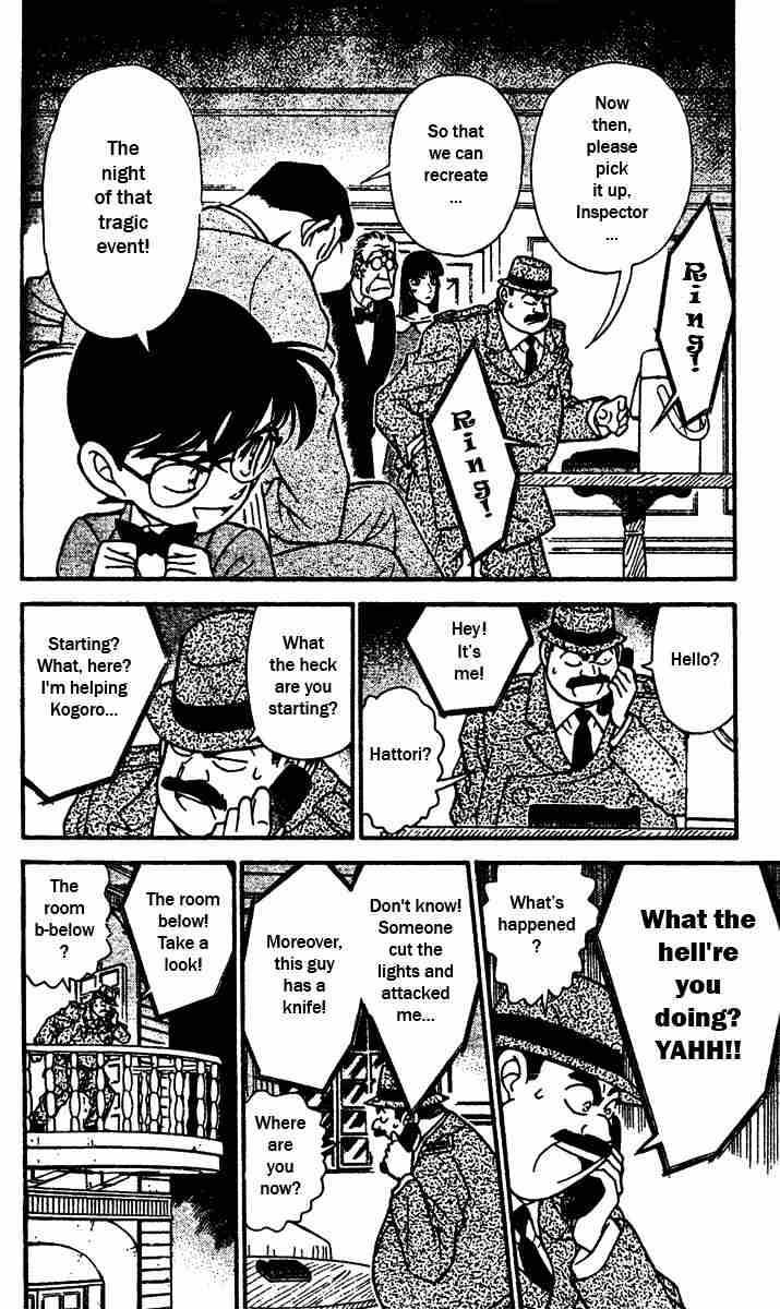 Detective Conan Chapter 153  Online Free Manga Read Image 2
