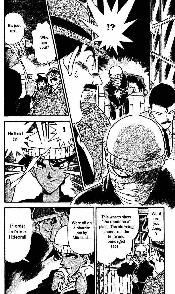 Detective Conan Chapter 153  Online Free Manga Read Image 4
