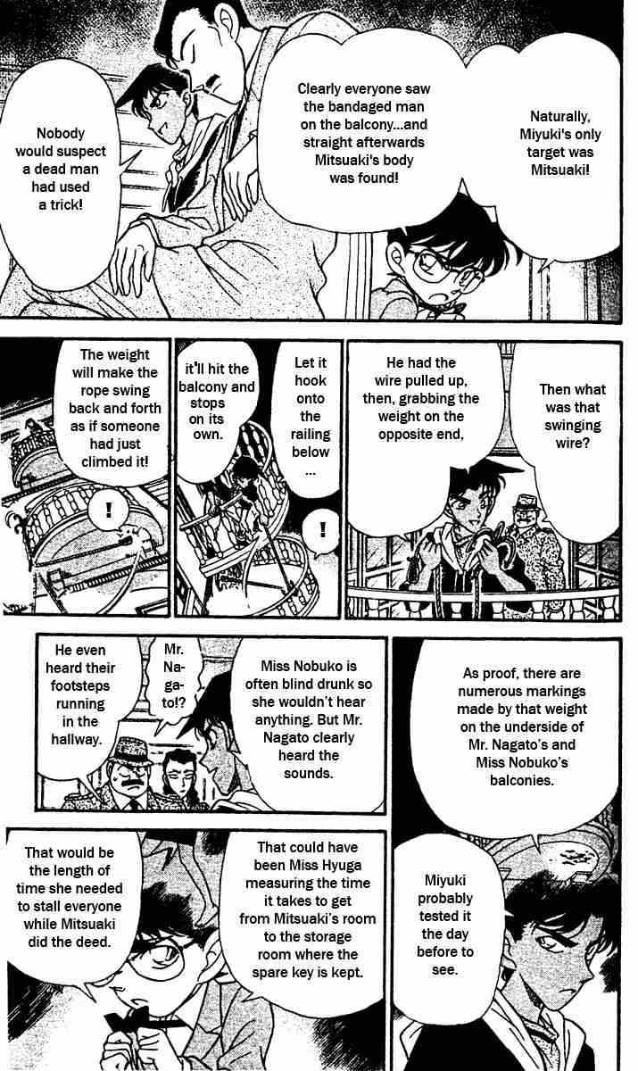 Detective Conan Chapter 153  Online Free Manga Read Image 7