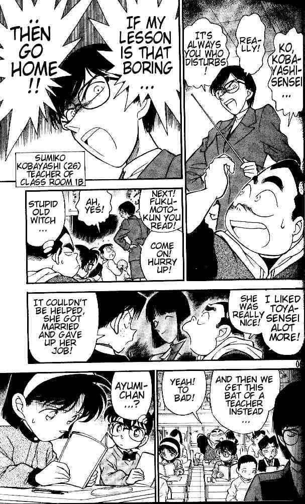 Detective Conan Chapter 154  Online Free Manga Read Image 5