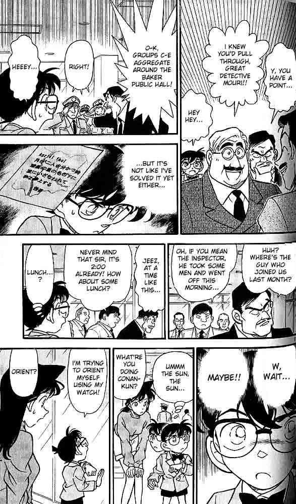 Detective Conan Chapter 156  Online Free Manga Read Image 11