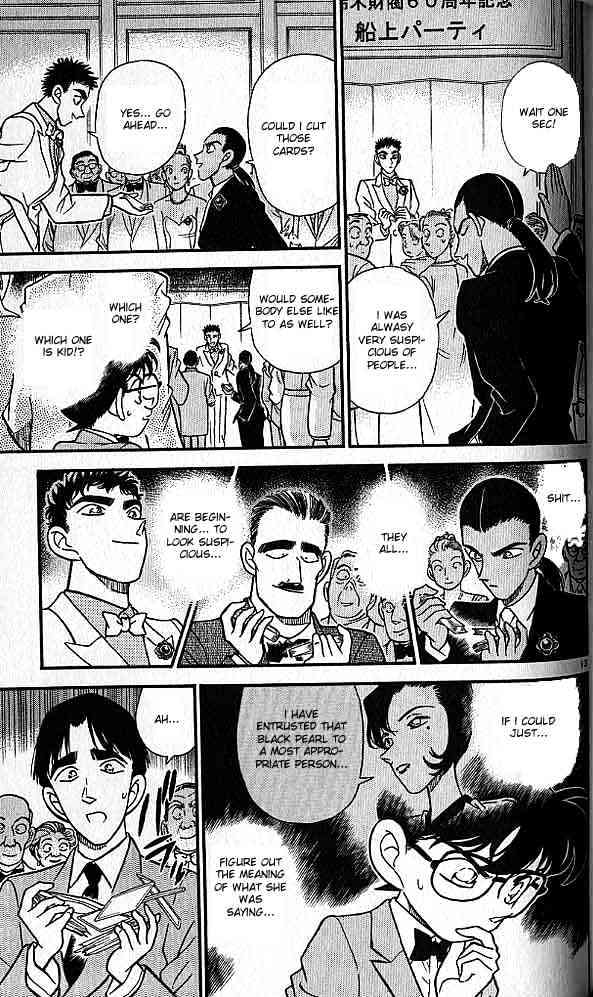 Detective Conan Chapter 158  Online Free Manga Read Image 13