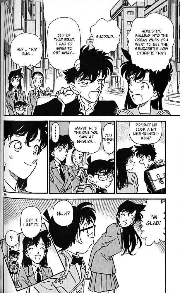 Detective Conan Chapter 159  Online Free Manga Read Image 18