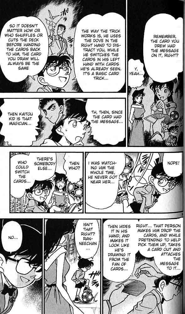 Detective Conan Chapter 159  Online Free Manga Read Image 9