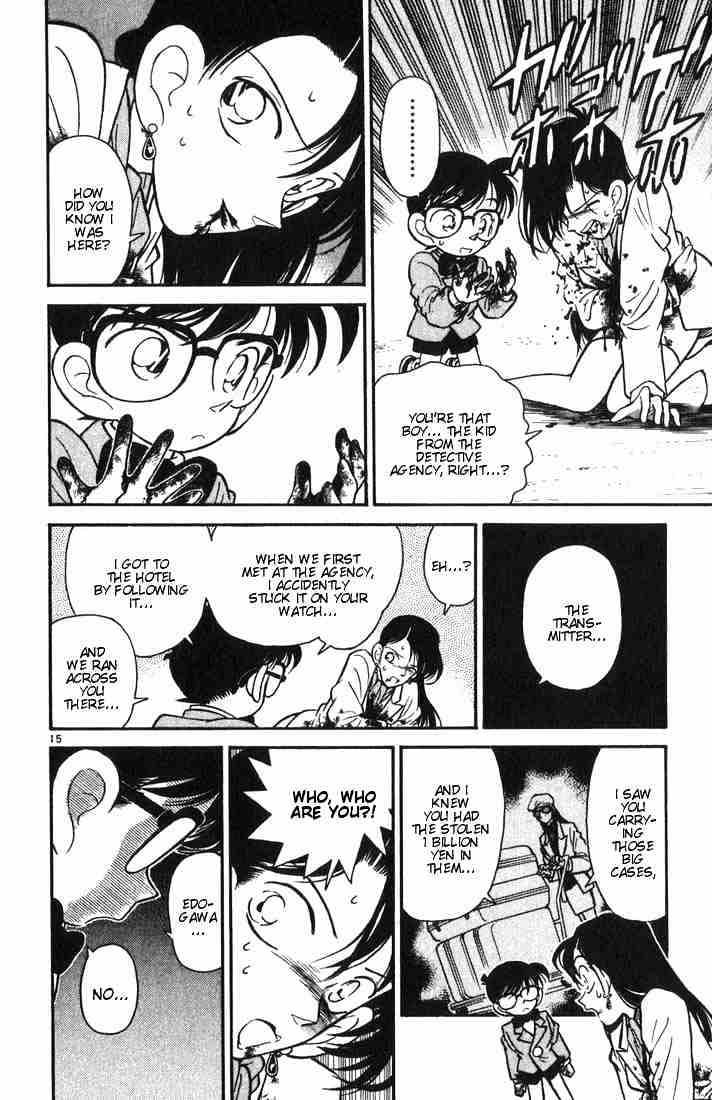 Detective Conan Chapter 16  Online Free Manga Read Image 15