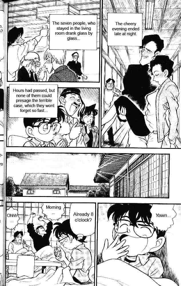 Detective Conan Chapter 160  Online Free Manga Read Image 14