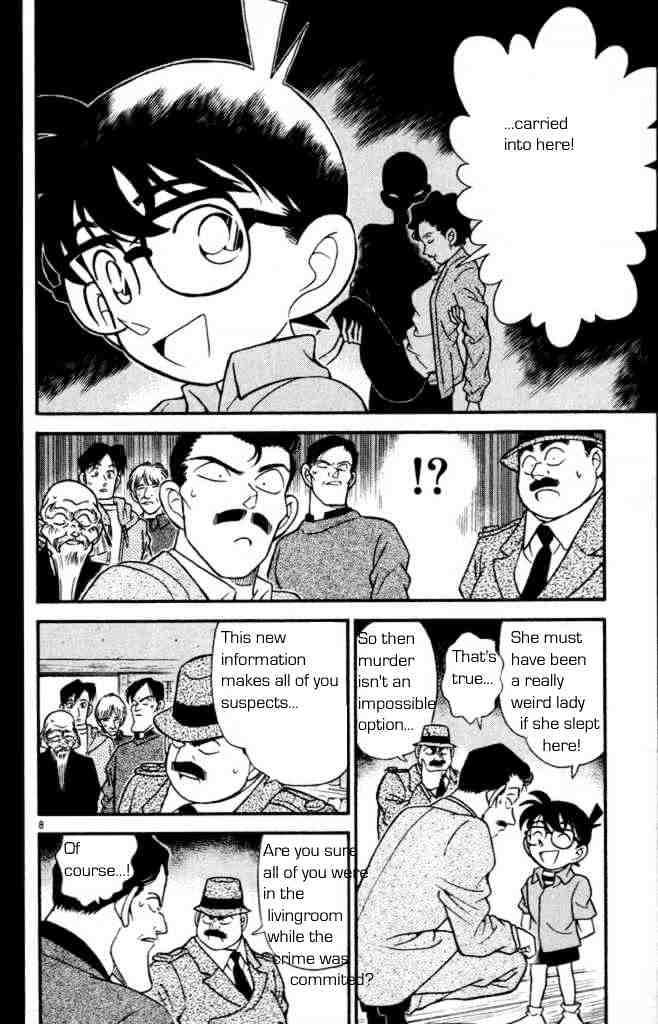 Detective Conan Chapter 161  Online Free Manga Read Image 10