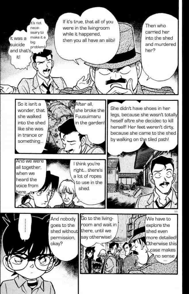 Detective Conan Chapter 161  Online Free Manga Read Image 13