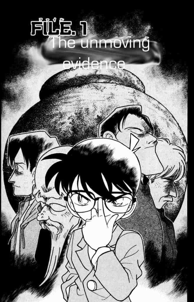 Detective Conan Chapter 161  Online Free Manga Read Image 3