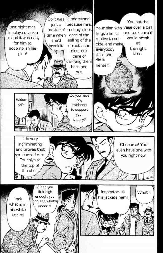 Detective Conan Chapter 162  Online Free Manga Read Image 11