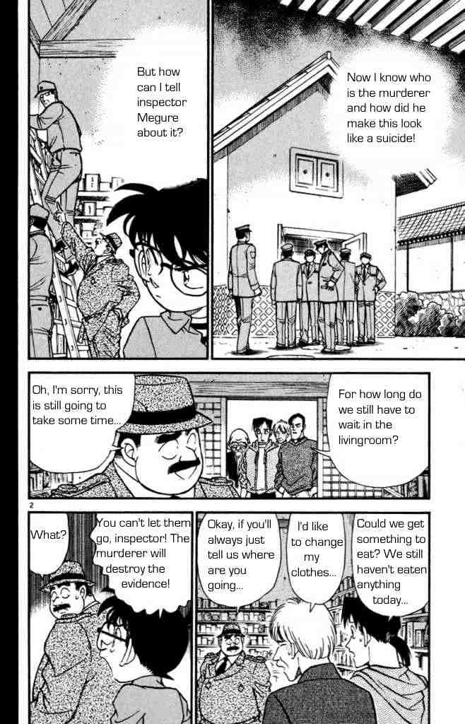Detective Conan Chapter 162  Online Free Manga Read Image 2