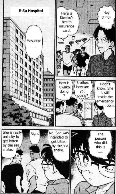 Detective Conan Chapter 165  Online Free Manga Read Image 2