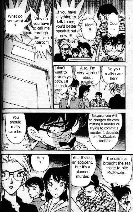 Detective Conan Chapter 165  Online Free Manga Read Image 5