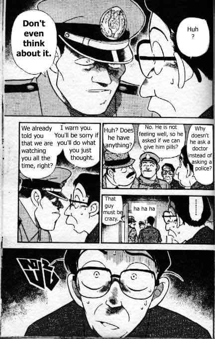 Detective Conan Chapter 166  Online Free Manga Read Image 10