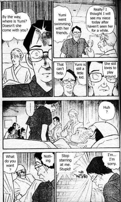 Detective Conan Chapter 166  Online Free Manga Read Image 4