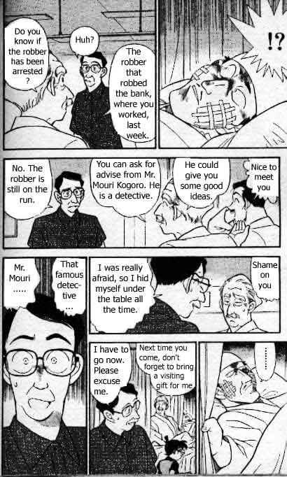 Detective Conan Chapter 166  Online Free Manga Read Image 5