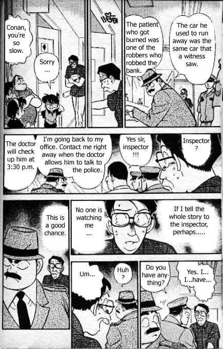 Detective Conan Chapter 166  Online Free Manga Read Image 9