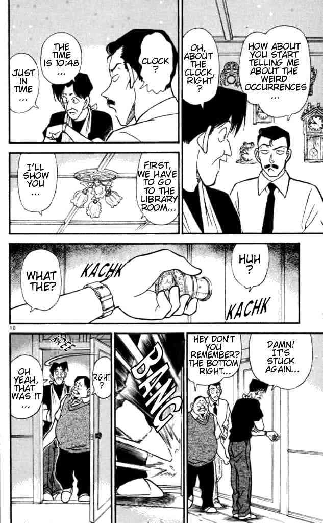 Detective Conan Chapter 167  Online Free Manga Read Image 10