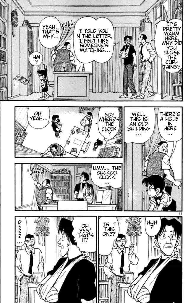 Detective Conan Chapter 167  Online Free Manga Read Image 11