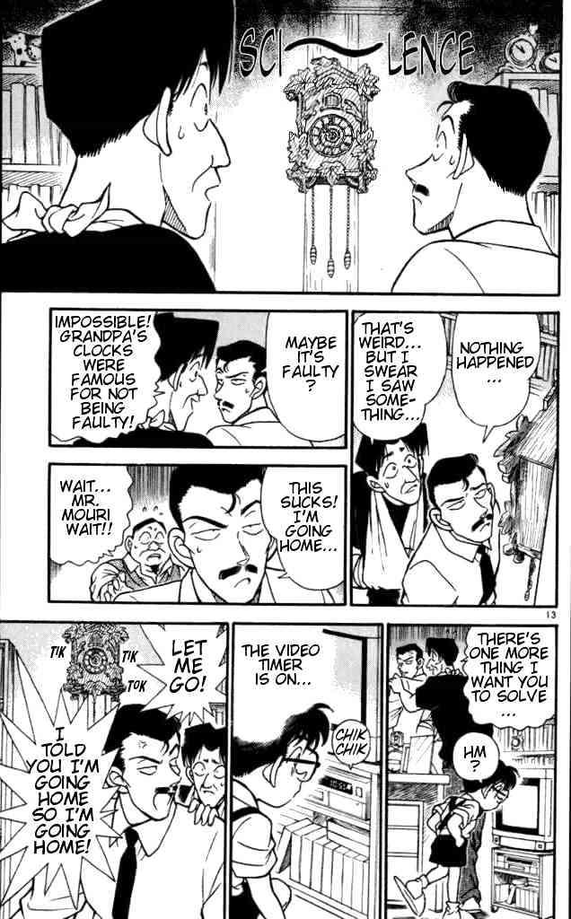 Detective Conan Chapter 167  Online Free Manga Read Image 13