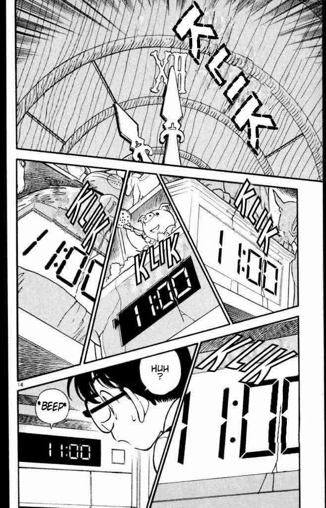 Detective Conan Chapter 167  Online Free Manga Read Image 14