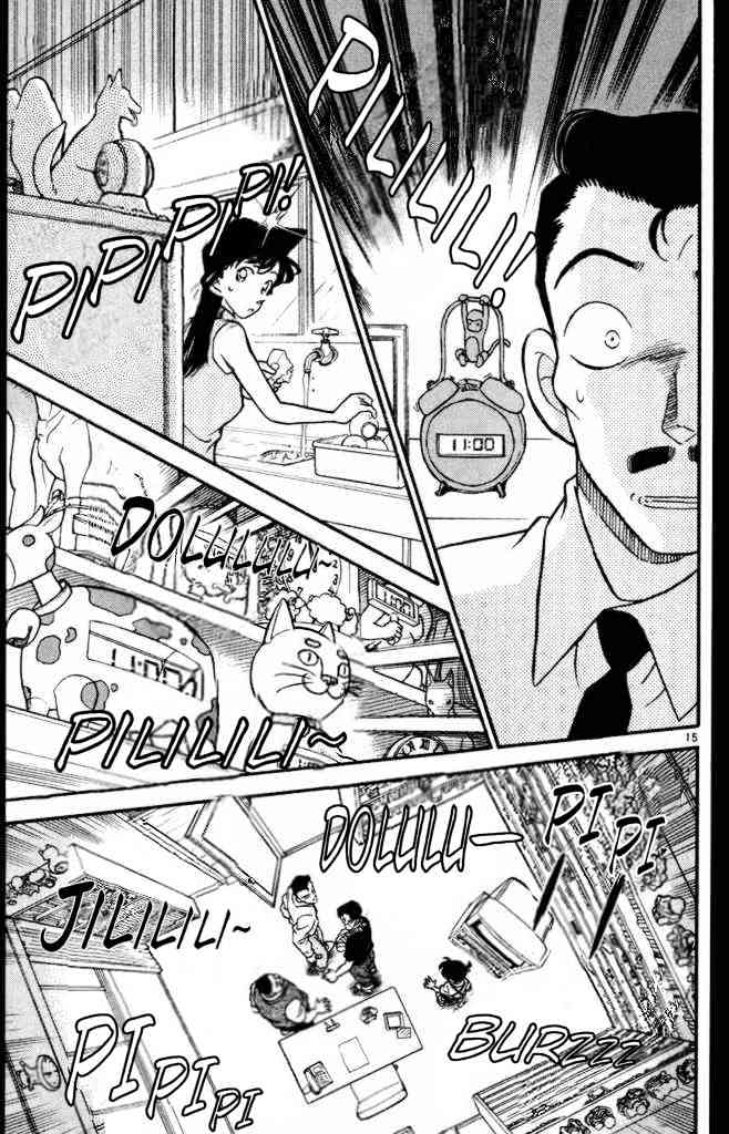 Detective Conan Chapter 167  Online Free Manga Read Image 15