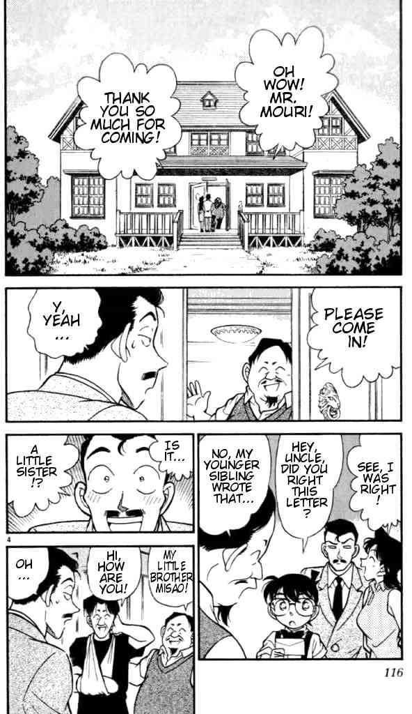 Detective Conan Chapter 167  Online Free Manga Read Image 4