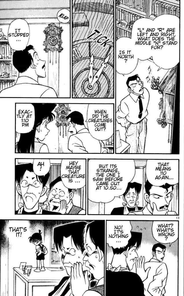 Detective Conan Chapter 168  Online Free Manga Read Image 13