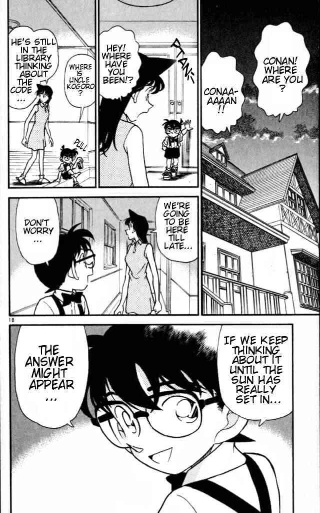 Detective Conan Chapter 168  Online Free Manga Read Image 18
