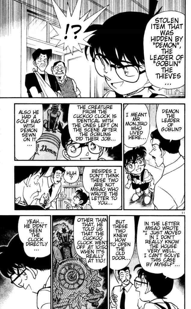 Detective Conan Chapter 169  Online Free Manga Read Image 11