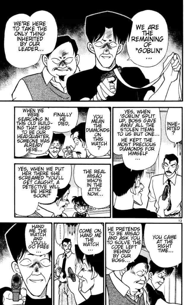 Detective Conan Chapter 169  Online Free Manga Read Image 13