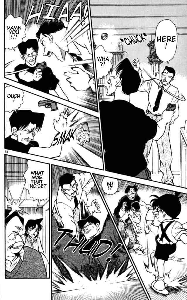 Detective Conan Chapter 169  Online Free Manga Read Image 14