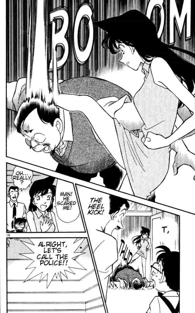 Detective Conan Chapter 169  Online Free Manga Read Image 16