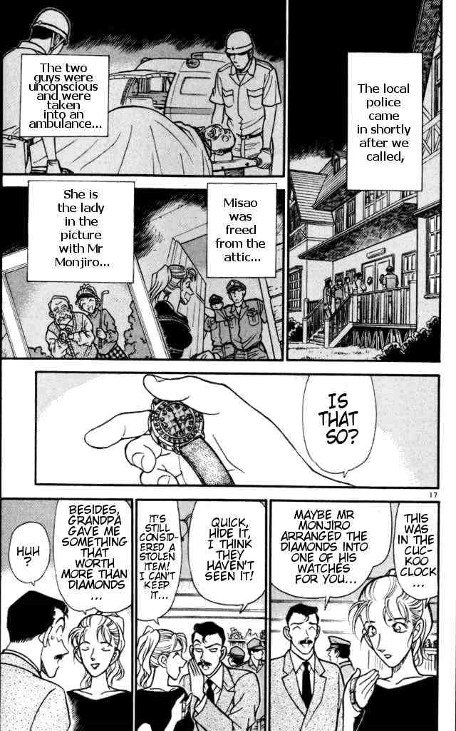 Detective Conan Chapter 169  Online Free Manga Read Image 17