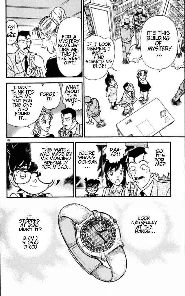 Detective Conan Chapter 169  Online Free Manga Read Image 18