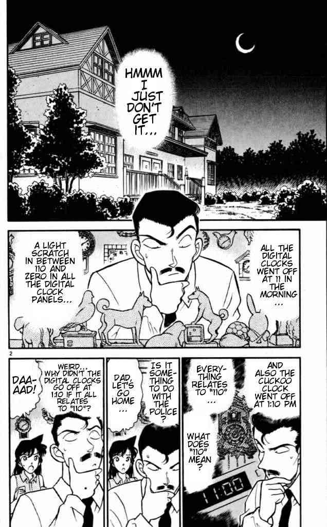 Detective Conan Chapter 169  Online Free Manga Read Image 2