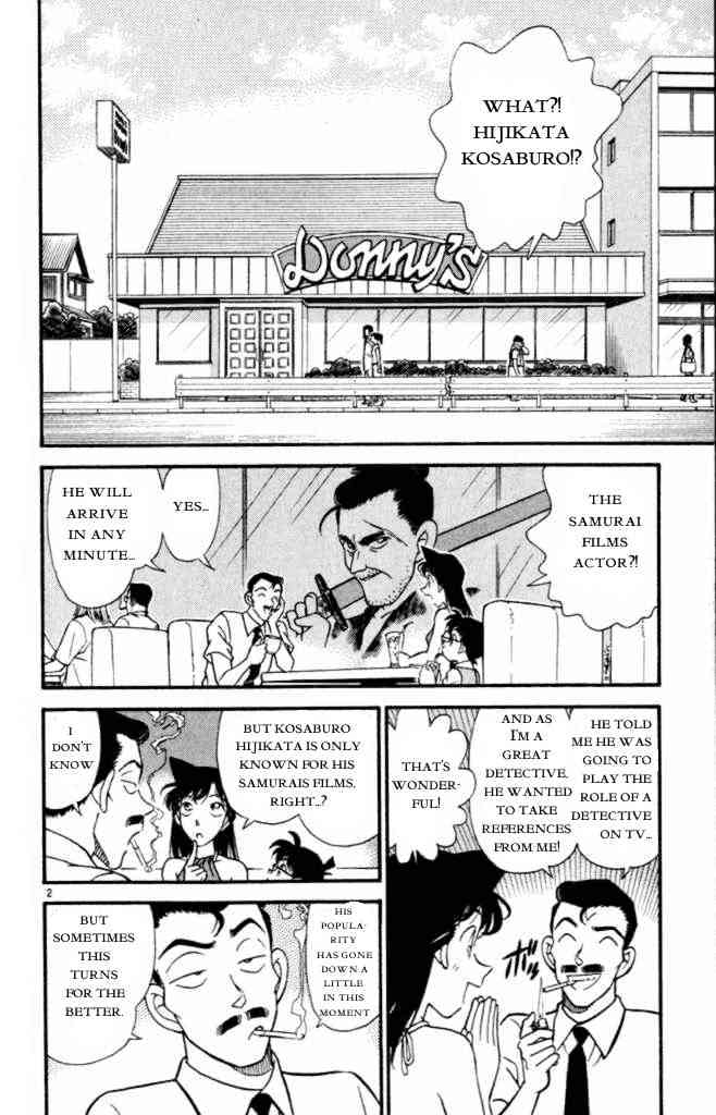 Detective Conan Chapter 170  Online Free Manga Read Image 2