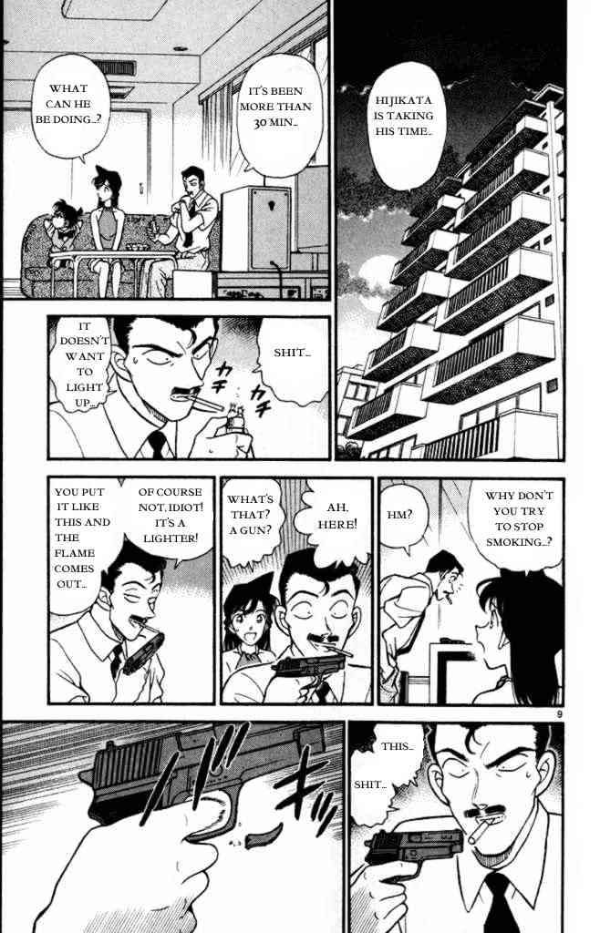 Detective Conan Chapter 170  Online Free Manga Read Image 9